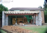 orangery part built